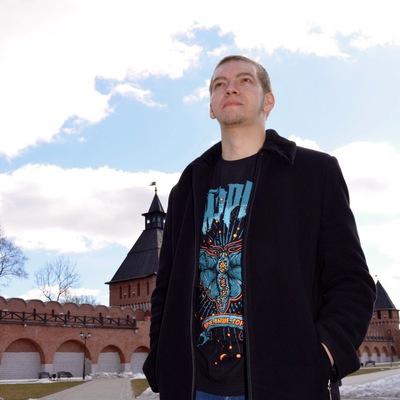 Сергей Морозов, Россия, Щёкино, 28 лет