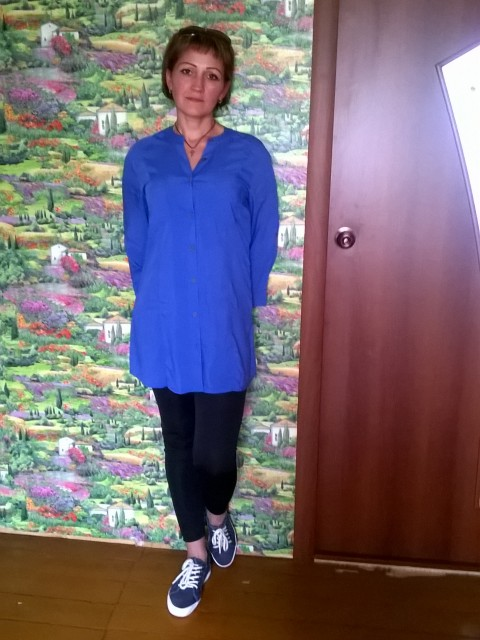 Ольга, Россия, Рославль, 41 год