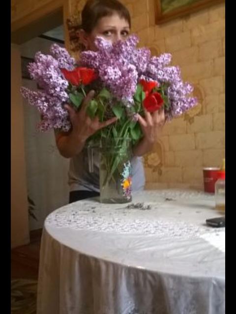 Ольга, Россия, Рославль, 42 года