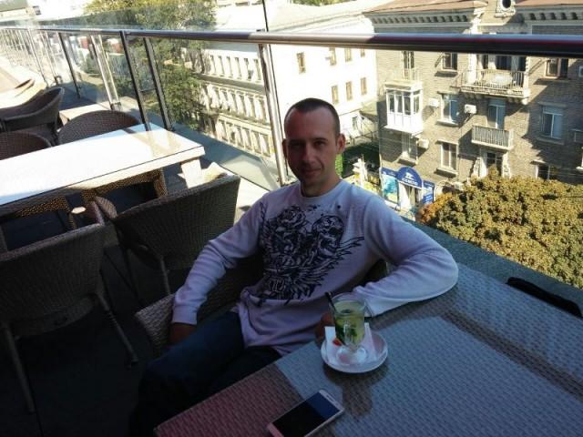 Евгений, Украина, Днепропетровск, 36 лет