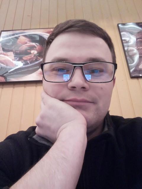 Паша Хозяшев, Россия, Королёв, 31 год