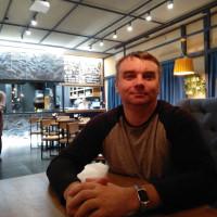 Митрий, Россия, Москва, 44 года