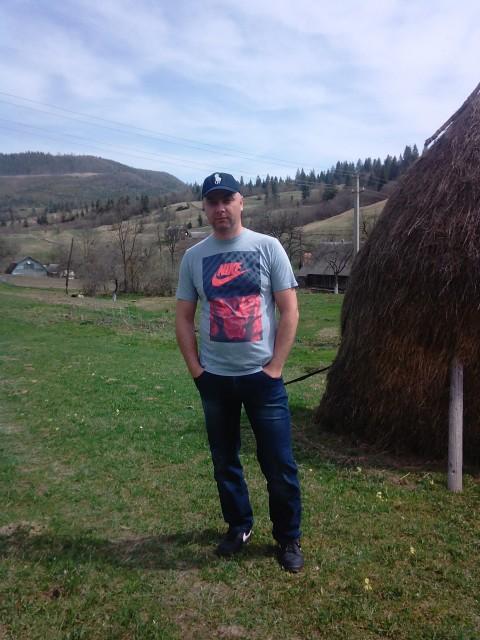 Андрій, Украина, Стрый, 37 лет
