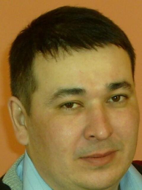 Азат, Россия, Нумановский район, 44 года