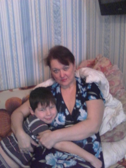 Лилия, Россия, Наро-Фоминск, 51 год