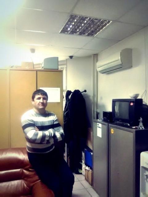 Садык, Россия, Гаврилов-Ям, 37 лет