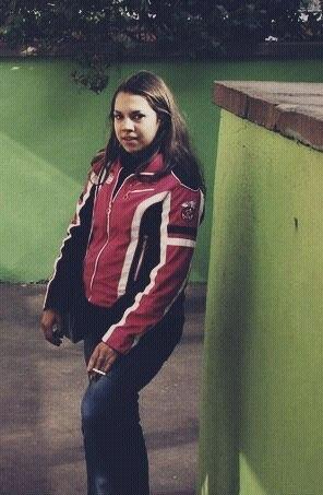 Валентина Васюкова, Россия, Москва, 23 года