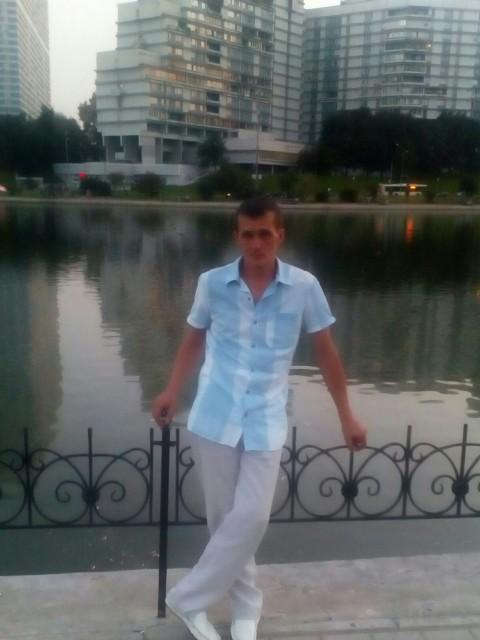 Миша, Россия, Москва, 35 лет