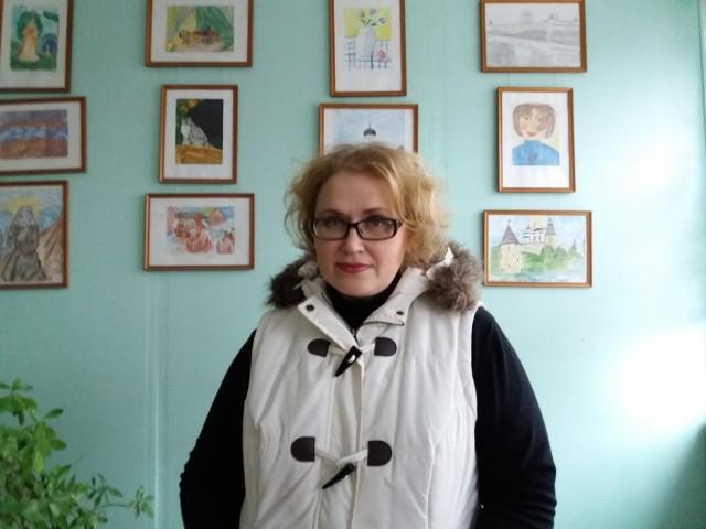 юлия, Россия, Опочка, 44 года