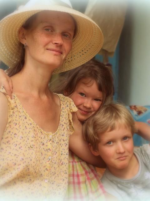 Вероника, Россия, Мостовской, 45 лет