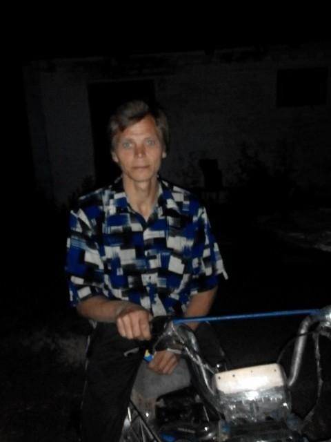 Микола Явон, Украина, Березань, 40 лет