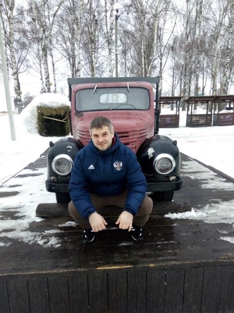 Гоша, Россия, Ярославль, 28 лет