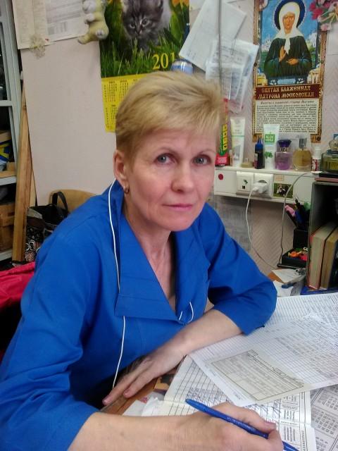 Людмила, Россия, Раменское, 53 года