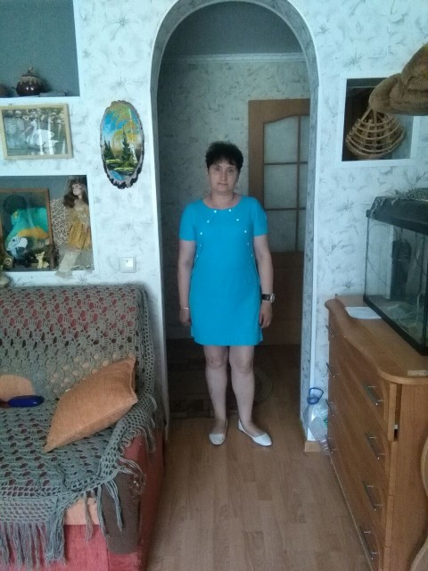 Ольга, Россия, московская область, 54 года