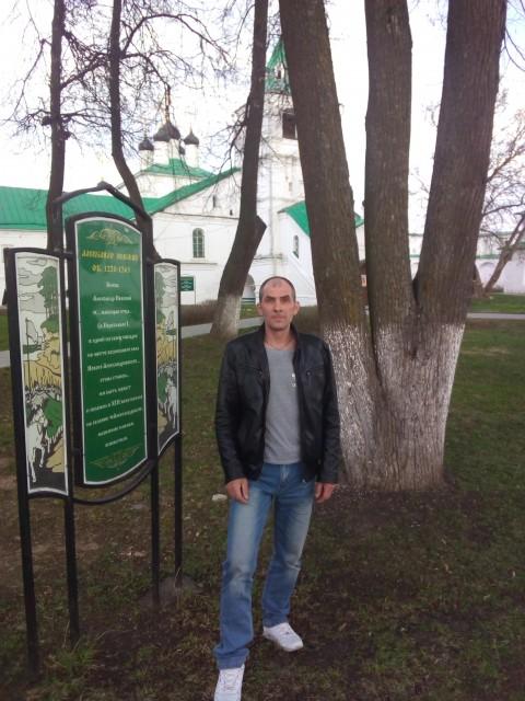 Евгений, Россия, Александров, 43 года
