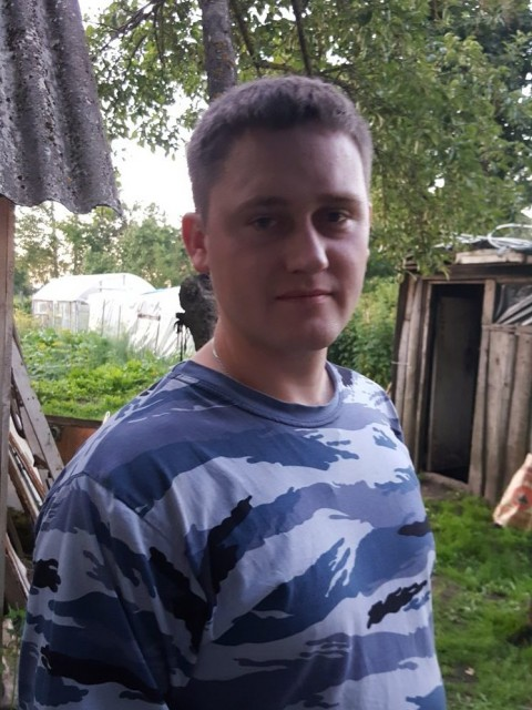 Нмколай, Россия, Смоленск, 30 лет