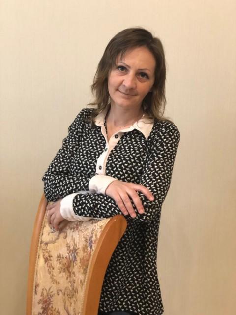 Ольга, Россия, Кропоткин, 40 лет