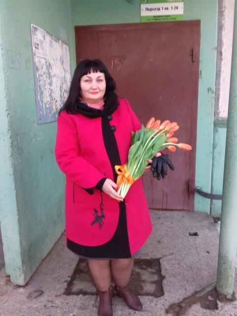 Ольга, Россия, Ярославль, 52 года