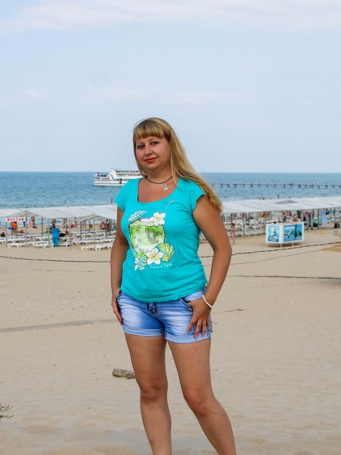 Юлия, Россия, Ивантеевка, 34 года