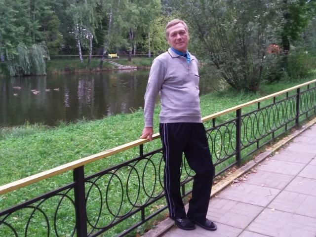 анатолий, Россия, Орехово-Зуево, 61 год