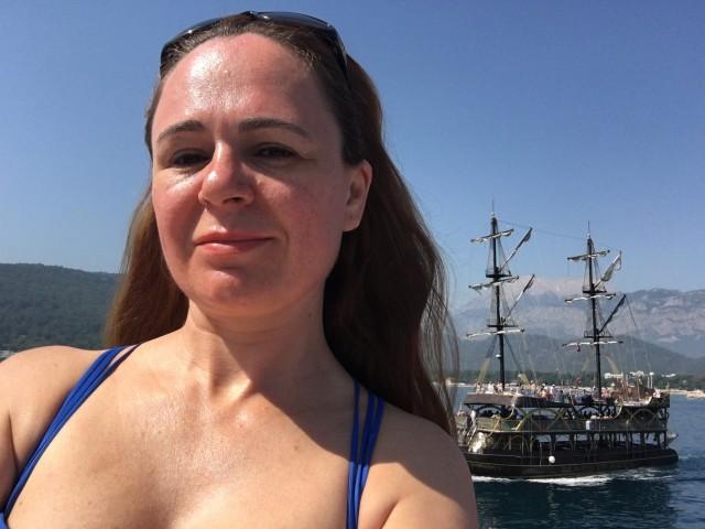 Елена, Россия, Казань, 43 года, 1 ребенок. Стройная брюнетка