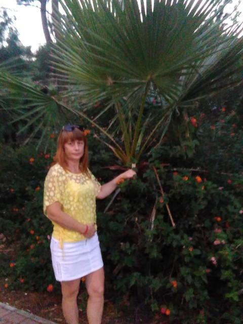 Елена, Россия, Егорьевск, 49 лет