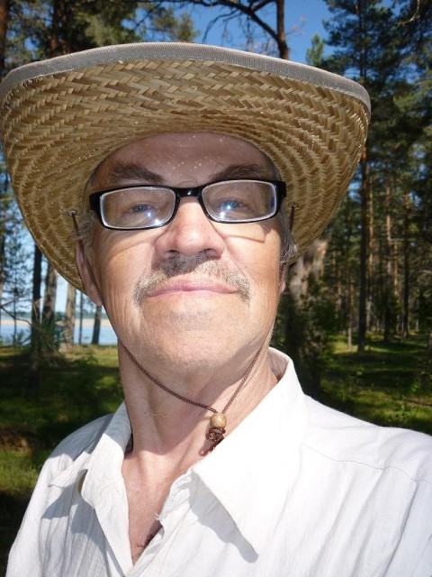 Владимир, Россия, Осташков, 66 лет