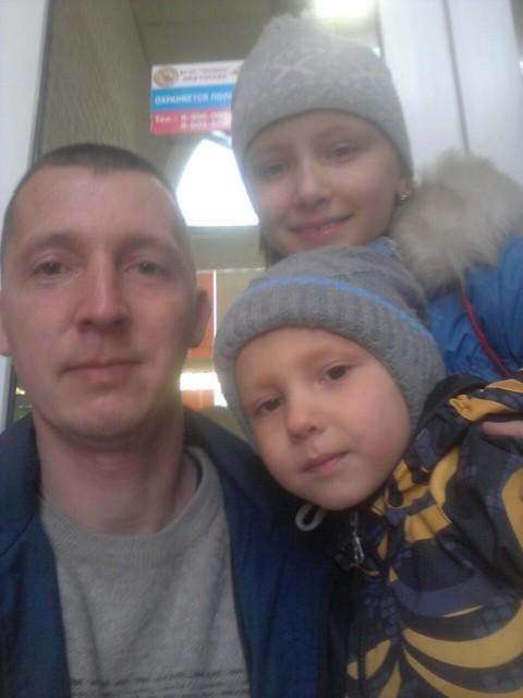 Иван, Россия, Москва. Фото на сайте ГдеПапа.Ру