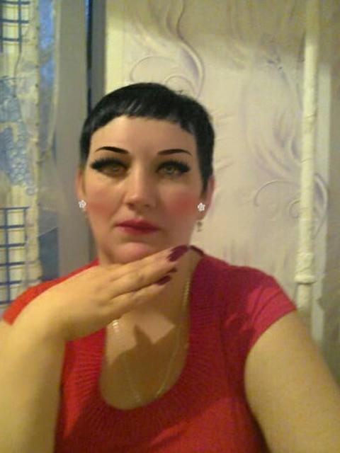 Олеся, Россия, Северск, 40 лет