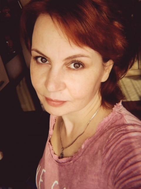 Юлия, Россия, Пущино, 44 года