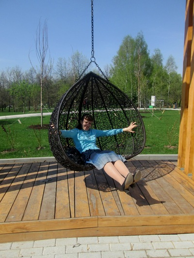 Нина Круглова, Россия, Иваново, 33 года