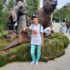 Нина Круглова, Россия, МО, 36 лет, 1 ребенок. Хочу найти Умного, интеллигентного, не лентяя, любящего детей