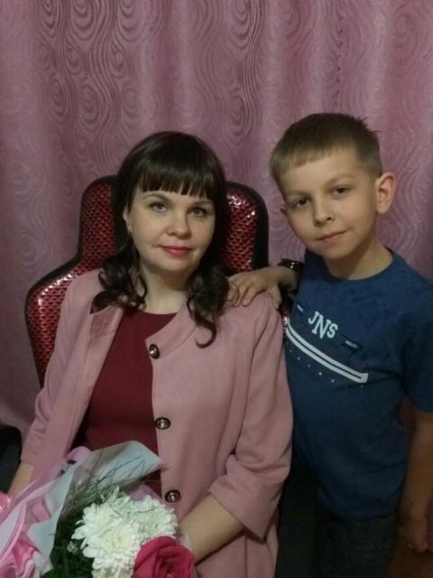 Лена, Россия, Куртамыш, 42 года