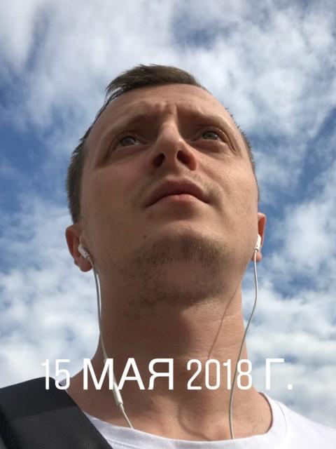 Роман, Россия, Старый Оскол, 34 года