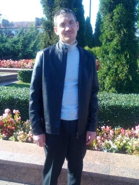 Виктор, Россия, Кольчугино, 43 года
