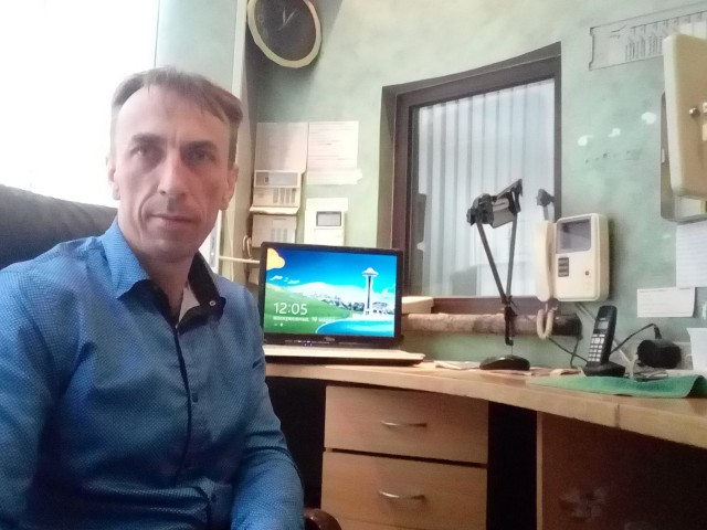 Дмитрий, Россия, Меленки, 43 года