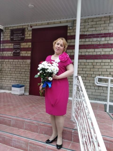 Оксана Несытых, Россия, Заречный, 48 лет