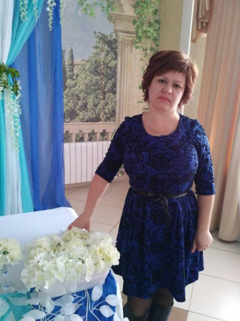 Валентина Ромахова, Россия, Лиски, 35 лет