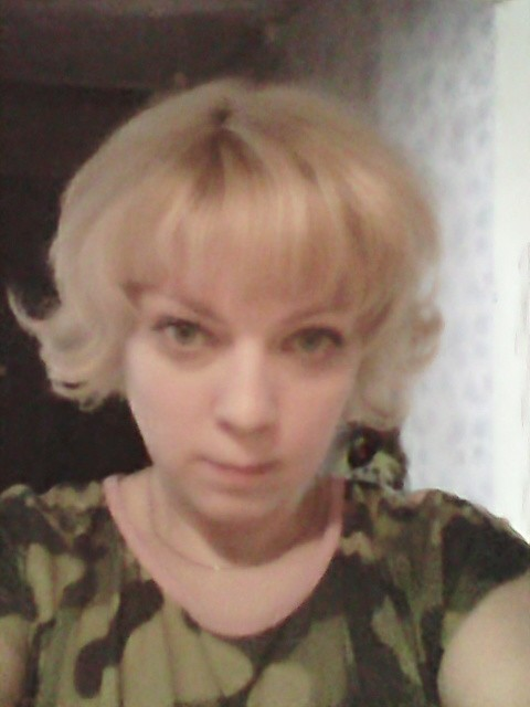 Светлана, Россия, Костерево, 44 года