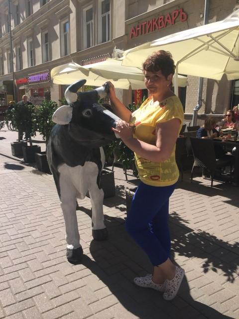 Марина, Россия, Борисоглебск, 48 лет