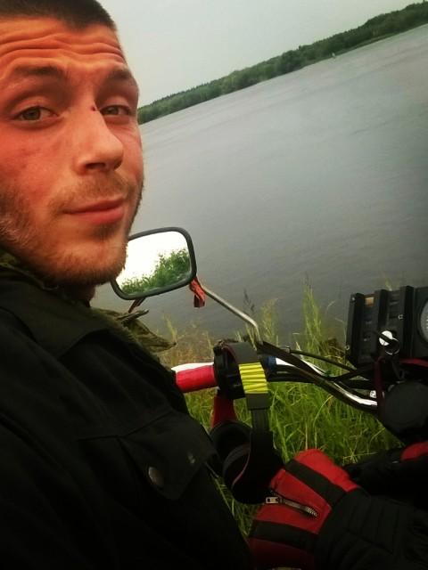 Иван, Россия, Архангельск, 24 года