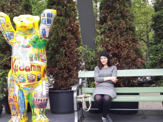Жасмин, Германия, Берлин, 38 лет. Хочу найти Интересного