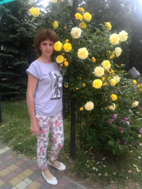 Елена, Россия, Крымск, 45 лет