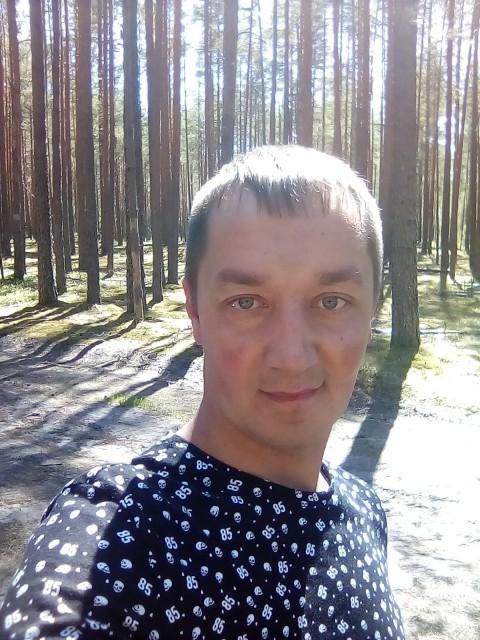 Антон, Россия, Выборг - СПб, 37 лет