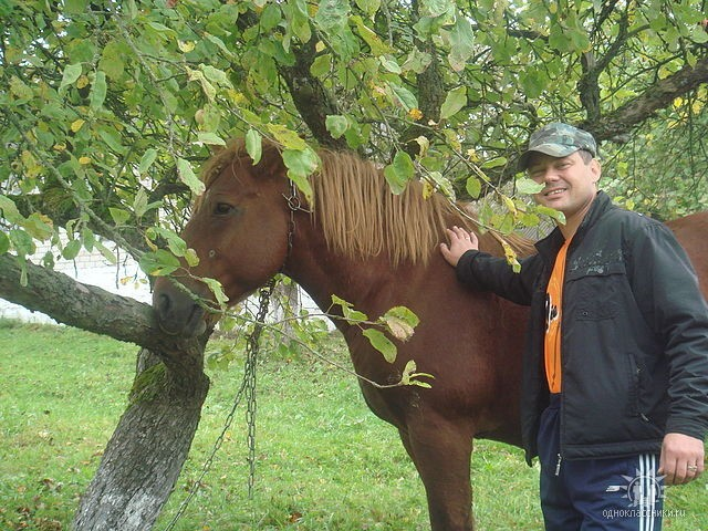 Андрей Лыкошев, Россия, Мытищи, 50 лет