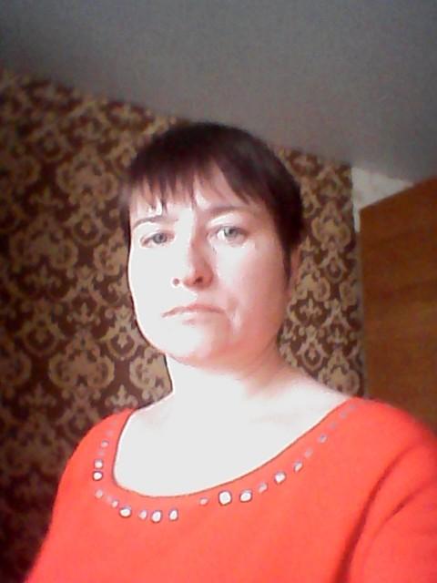 Жанна, Россия, Унеча, 40 лет