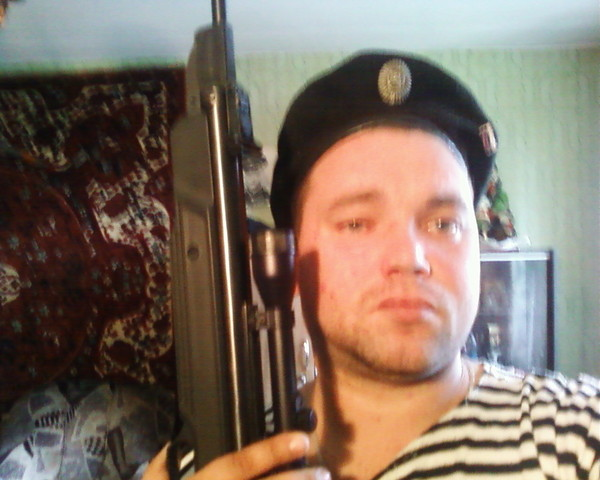 Саша Забелин, Россия, Рыбинск, 40 лет
