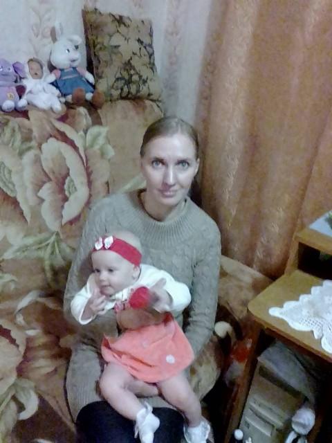Илона, Россия, Петрозаводск, 35 лет, 1 ребенок. Ищу семьянина, мужа и папу.