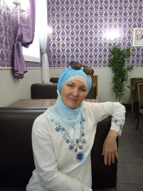 Эльза, Россия, Дюртюли, 43 года