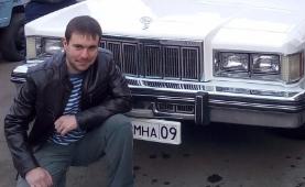максим комиссаров, Казахстан, Караганда, 31 год